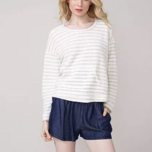 Anthropologie Pullover Size Small New